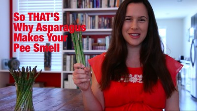 Quick Bite: Why Does Asparagus Make Your Pee Smell?