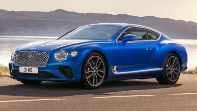 2019 Bentley Continental GT & 2019 Cadillac XT4