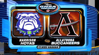 CLASS AAAAAA FINAL: HARRISON VS. ALATOONA