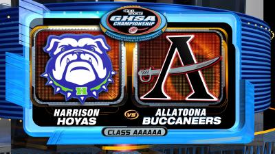 CLASS AAAAAA FINAL: HARRISON VS. ALATOONA
