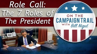 Episode 4: Role Call: The Seven Roles of the President
