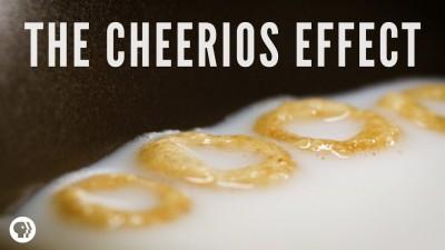 The Cheerios Effect
