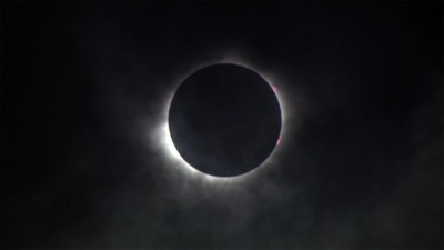 Total Eclipse of the Heartland