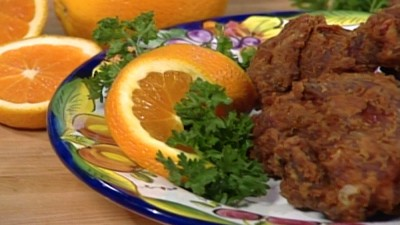 Fried Chicken with Leah Chase