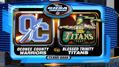 CLASS AAAA: OCONEE CO. VS. BLESSED TRINITY