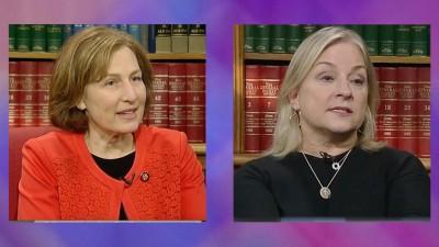 Reps. Kim Schrier (D-WA) and Susan Wild (D-PA)