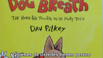 Dog Breath: The Horrible Trouble With Hally Tosis (Esp subs)