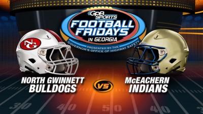 Football Fridays In Georgia - North Gwinnett vs. McEachern
