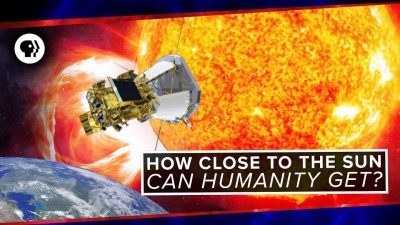 How Close To The Sun Can Humanity Get?