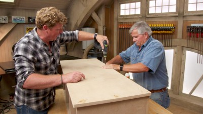 Storage Bench, Old Shower Valve | Ask TOH