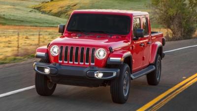 2020 Jeep Gladiator & 2019 Kia Niro EV