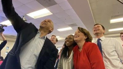 Presidential Candidates Send Calls, Texts To Potential Purged Georgia Voters