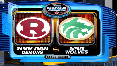 CLASS AAAAA FINAL: WARNER ROBINS VS. BUFORD