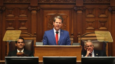 Political Rewind: Gov. Kemp Sets Priorities In 2020 State Of The State Address