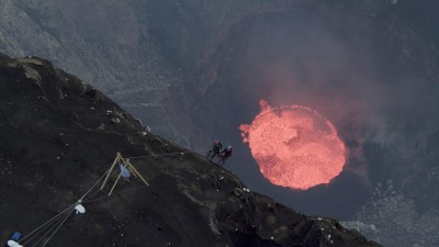 Living Volcanoes