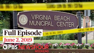 June 2, 2019 - PBS NewsHour Weekend full episode