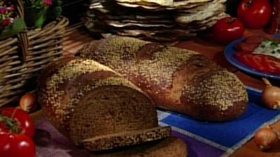 Pumpernickel Bread & Matzos with Lauren Groveman