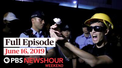 June 16, 2019 - PBS NewsHour Weekend full episode