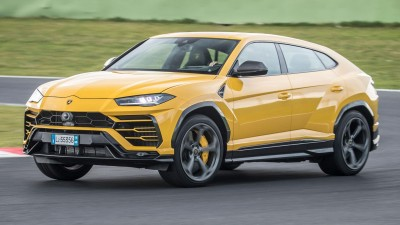 2019 Lamborghini Urus & 2019 Audi A8 L