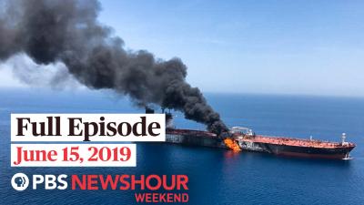 June 15, 2019 - PBS NewsHour Weekend full episode