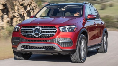 2020 Mercedes-Benz GLE & 2019 Kia Forte