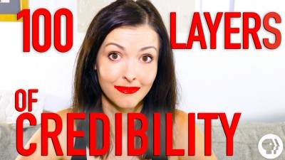 100 LAYERS OF CREDIBILITY