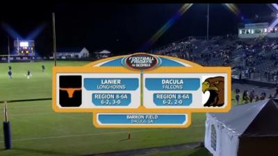 Lanier vs. Dacula (10/27/18)