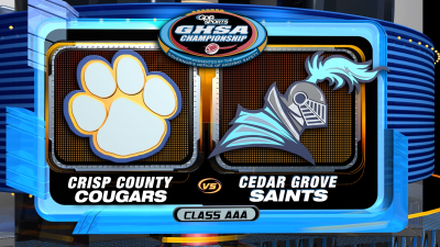 CLASS AAA: CRISP CO. VS. CEDAR GROVE