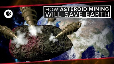How Asteroid Mining Will Save Earth