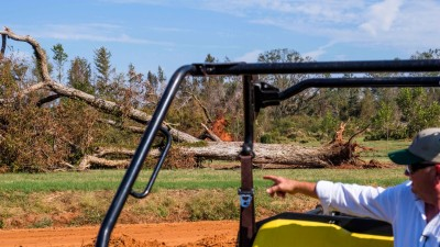 A Year After Hurricane Michael, Georgia Officials and Farmers Discuss Lingering Effects