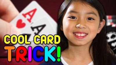 Fun & Easy Card Trick