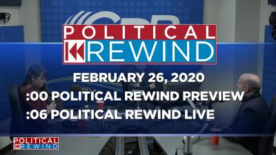 Political Rewind 02/26/20