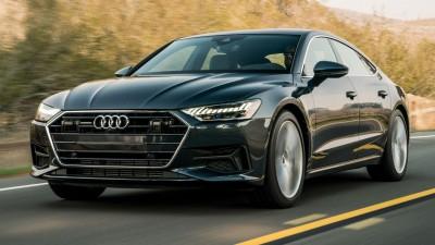 2019 Audi A7 & 2020 Lincoln Nautilus