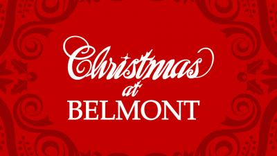 Christmas at Belmont