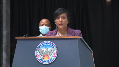 Atlanta Mayor Rolls Back Reopening Plan As Coronavirus Cases Soar