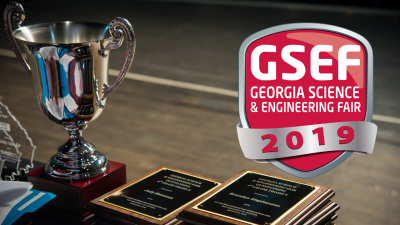Georgia Science and Engineering Fair 2019 Awards Ceremony