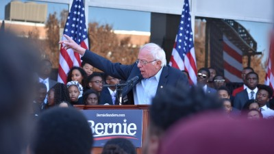 Bernie Sanders Launches HBCU Funding Proposal At Morehouse