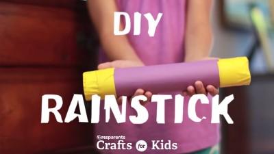 DIY Rainstick