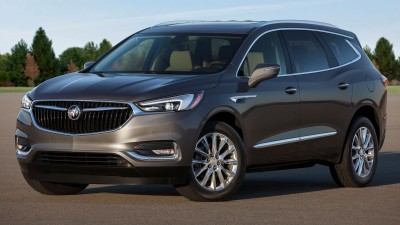 2018 Buick Enclave Avenir & 2018 Ford F-150