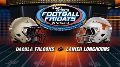 Football Fridays In Georgia: Dacula High vs. Lanier High