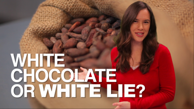 White Chocolate or White LIE?
