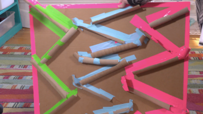 Explore Gravity with Marble Runs
