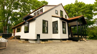 Designing Their Dream Home | The Jamestown Net Zero House
