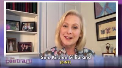 Woman Thought Leader: Sen. Kirsten Gillibrand