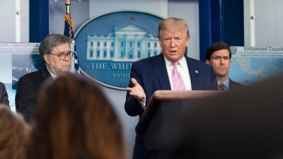 Washington Week full episode for April 3, 2020