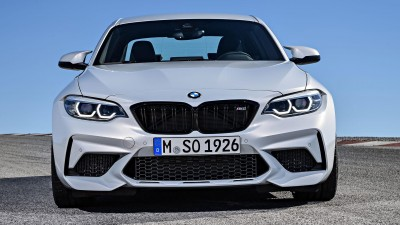 2019 BMW M2 Competition & 2019 Volvo S60