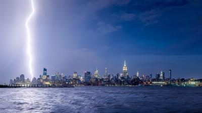 Sinking Cities: New York