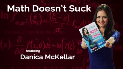 Danica McKellar: Math Doesn't Suck