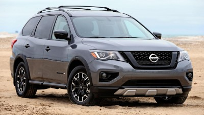 2019 Nissan Pathfinder Rock Creek Edition & 2019 NAIAS