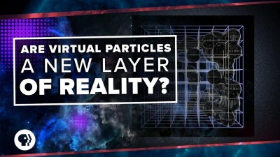 Are Virtual Particles A New Layer of Reality?